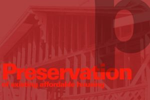 Image: Preservation of existing affordable housing